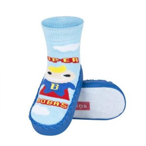 Detské ponožkové papuče 98497E10 854354ccafc