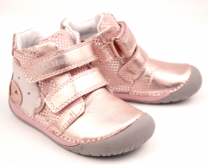 D.D. step Barefoot 070-582 Metalic Pink