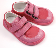 Baby Bare Shoes Febo Youth Fuchsia