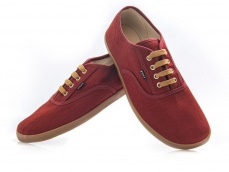 Bohempia Kolda Plus Burgundy-Gum wide