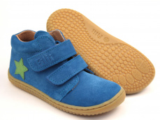 Filii Barefoot M Chameleon Velours Electric Blue