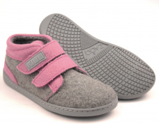 Kiuu Huggy Merino Light Grey Pink